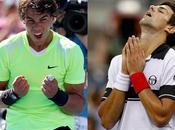 Open: Nadal Djokovic disputarán título