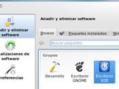 KPackageKit 0.6.1 Archlinux Pacman