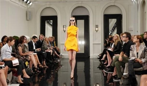Victoria Beckham Spring/Summer 2011 New York