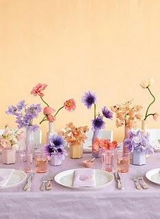 Casamiento violeta III: Ambientación