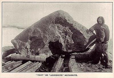 Los meteoritos más pesados que han impactado la Tierra
