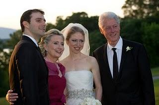 To die for...Chelsea Clinton´s Wedding & Vera Wang!!!