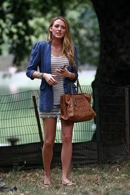 To die for...more Gossip Girl on set moments!!!