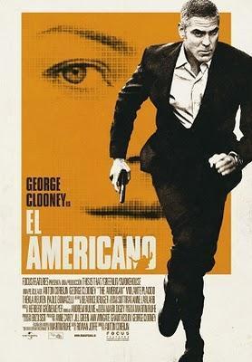 El americano (The american; U.S.A., 2010)