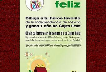 La Cajita Feliz® de McDonald's® se une a la celebración ... - photo#21