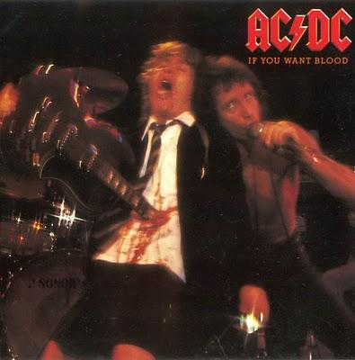IF YOU WANT BLOOD, YOU'VE GOT IT - AC/DC (1978)