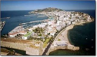 Ciudades españolas en África