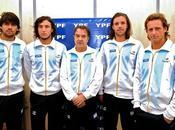 Copa Davis: Mónaco Llodra abrirán serie Lyon