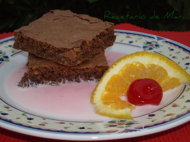 brownies de capuccino 4