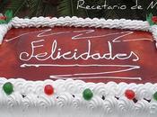 Tarta chocolate, fresa merengue