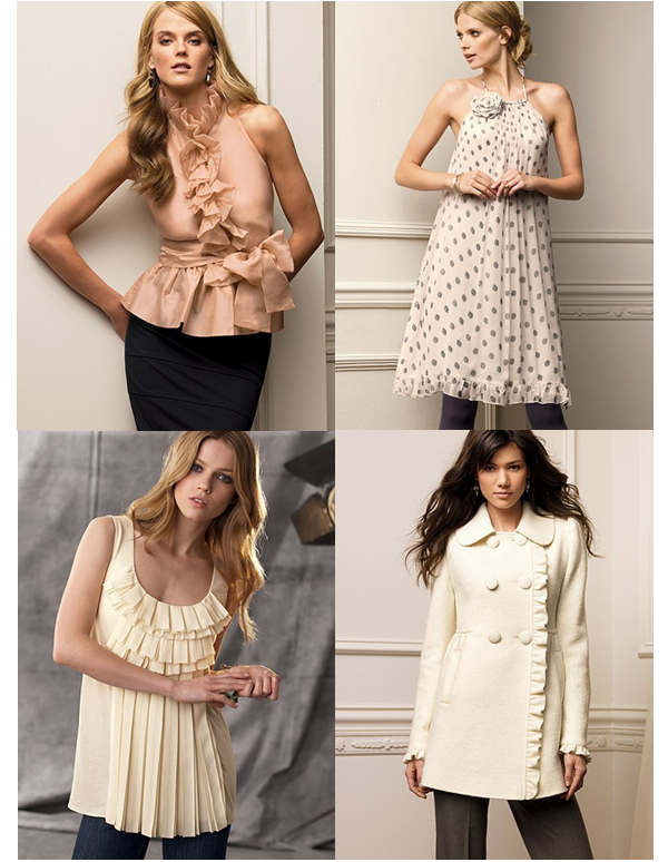 Romantic Style Knits And Crochet to Wear or Display