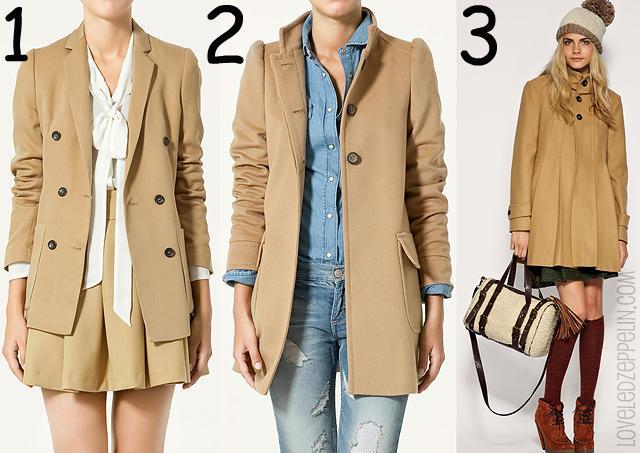1bfc758ad Tendencias en chaquetas y abrigos para este otoño-invierno 2011 ...