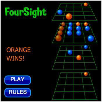 Juego: FourSight
