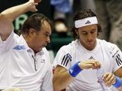 Copa Davis: Mónaco Nalbandian cayeron; Francia sacó gran ventaja