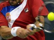 Copa Davis: Belgrado, serbios checos hicieron tablas