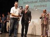 Clausura entrega premios Campeonato España Ajedrez 2010 Sauzal (Tenerife)