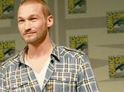 Spartacus: Andy Whitfield abandona serie definitivamente debido cáncer