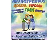 Psiquiatras psicotrópicos. información, atención denuncia