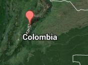 Geolocalización contaminación mediática: Colombia