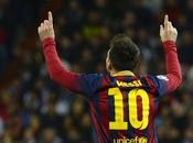 Messi resucita Barcelona para triunfar ante Real Madrid clásico español