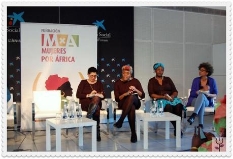 Encuentro de Mujeres Africanas