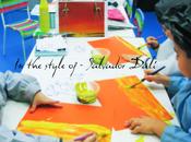 style Salvador Dalí