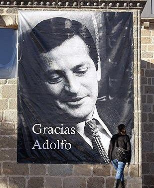 Así vivimos la jornada de la muerte de Adolfo Suárez