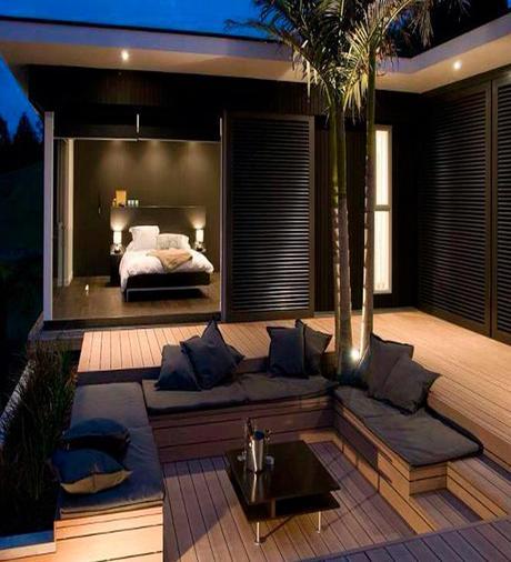 Iluminaci n para exterirores paperblog - Iluminacion terrazas exteriores ...
