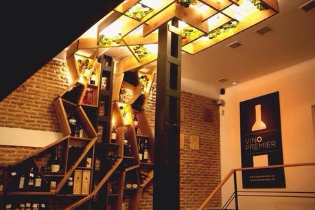 Inaugura su segunda tienda f sica en - Vinotecas madrid centro ...