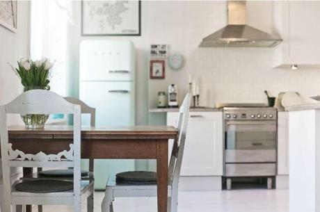 Ideas deco para un piso n rdico peque o paperblog - Amueblar pisos pequenos ...