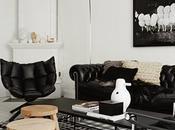Apartamento black white