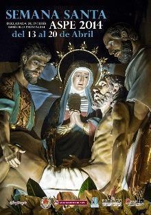Semana Santa de Alicante 2014 - Ferias y Fiestas de abril 2014 en la Provincia de Alicante