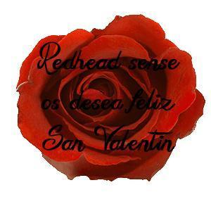 Fiesta temática: San Valentín.