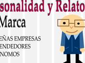 Personalidad Relato Marca para Pequeñas Empresas.#Infografía
