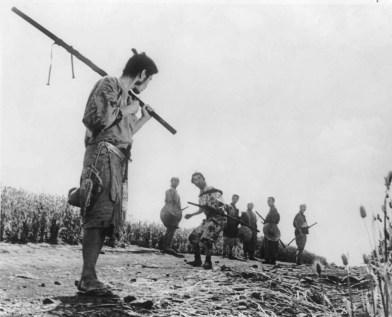 El post de Los Siete Samurais