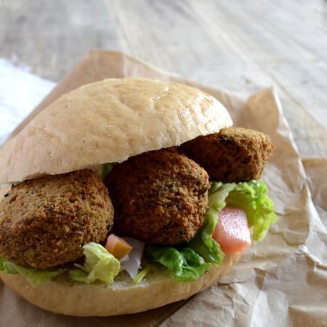 Falafel paperblog - Cuisine bernard falafel ...