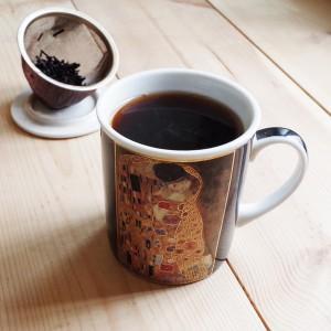 C mo hacer t o rooibos en una taza de t con filtro y for Tazas de te con tapa