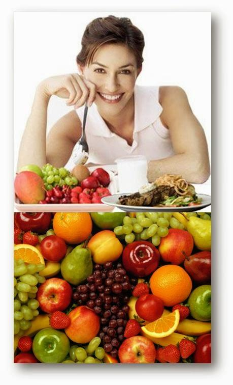 Fruta k ayuda a bajar de peso