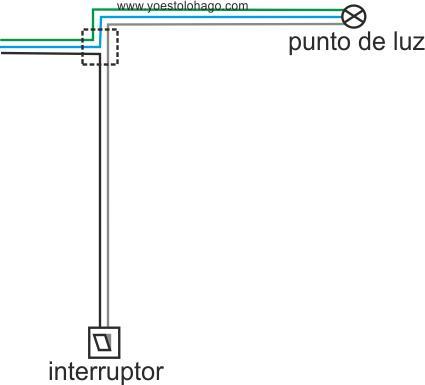 Sustituir o cambiar un interruptor paperblog - Como conectar un sensor de movimiento de tres cables ...