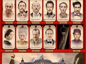 "Gran Hotel Budapest"" Anderson"