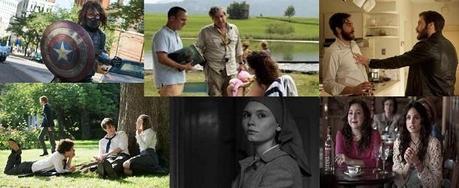 [Cartelera] 28 de marzo: Regresa el Capitán América y el cine español nos trae dos propuestas