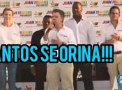 mala racha Juan Manuel Santos