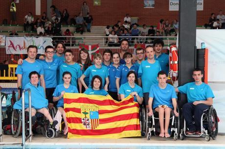 Campeonato de España de Natación Adaptada por Comunidades Autónomas