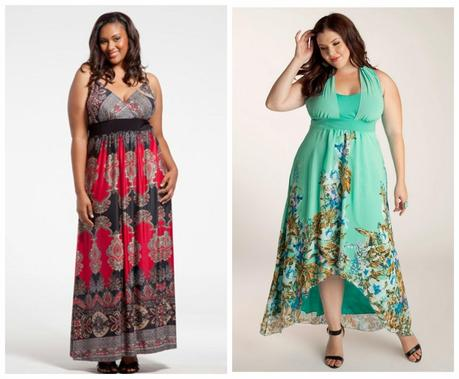 dded7630d3 Maxi vestidos para gorditas - Paperblog