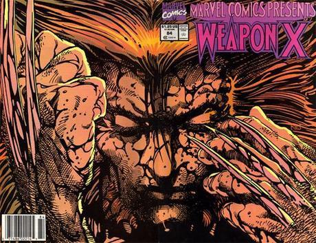 Arma X Barry Windsor-Smith Lobezno marvel comics