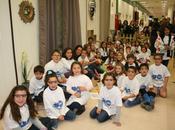 Éxito total. magia solidaridad: bricolaje solidario Leganés