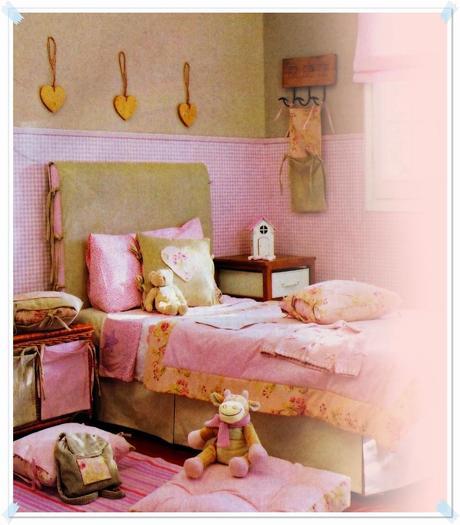 Decorar el dormitorio infantil paperblog - Decorar dormitorios infantiles ...