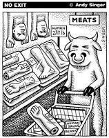 50 Cosas que odio: ¿Vegetarianismo o Veganismo = a dieta? WTF?