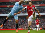 Arsenal frena City