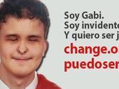 """Gabriel Pérez, vallisoletano ciego quiere juez: parar hasta contesten"""""""